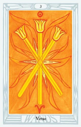 thoth tarot este tarot esta en ingles