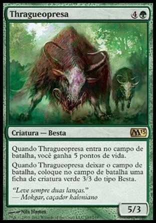 thragueopresa / thragtusk mtg magic