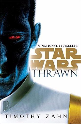 thrawn (star wars) (ingles) tapa dura libro -por encargo
