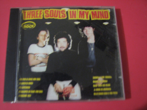three souls in my mind cd oye cantinero mx