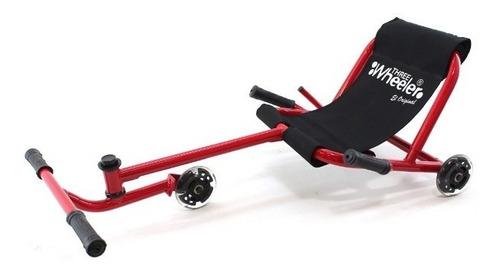 three wheeler juguete montable manejar niños 7 a 14 años