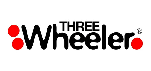 three wheeler original / llantas alumbran / garantía 1 año