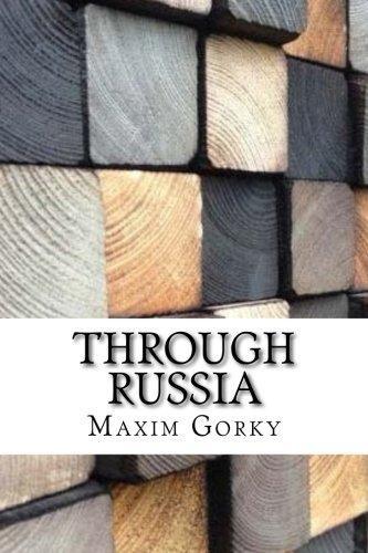 Through Russia Maxim Gorky 124400 En Mercado Libre