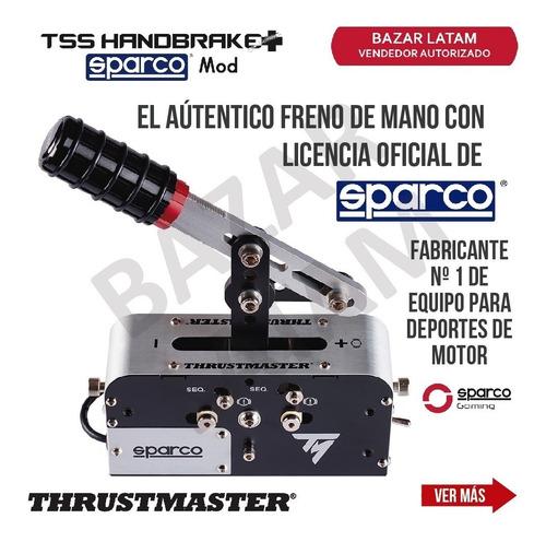 thrustmaster freno mano tss sparco mod+ simulador pc ps4