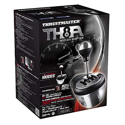 thrustmaster th8a complemento caja de cambios palanca de