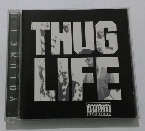 thug life volume 1 cd