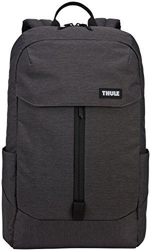 thule 3203632 mochila lithos 20l, negro
