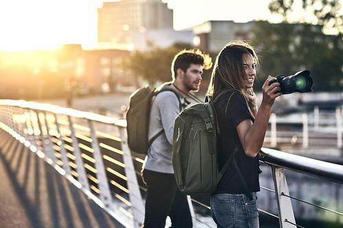 thule enroute - mochila para cámara (20 l), talla única