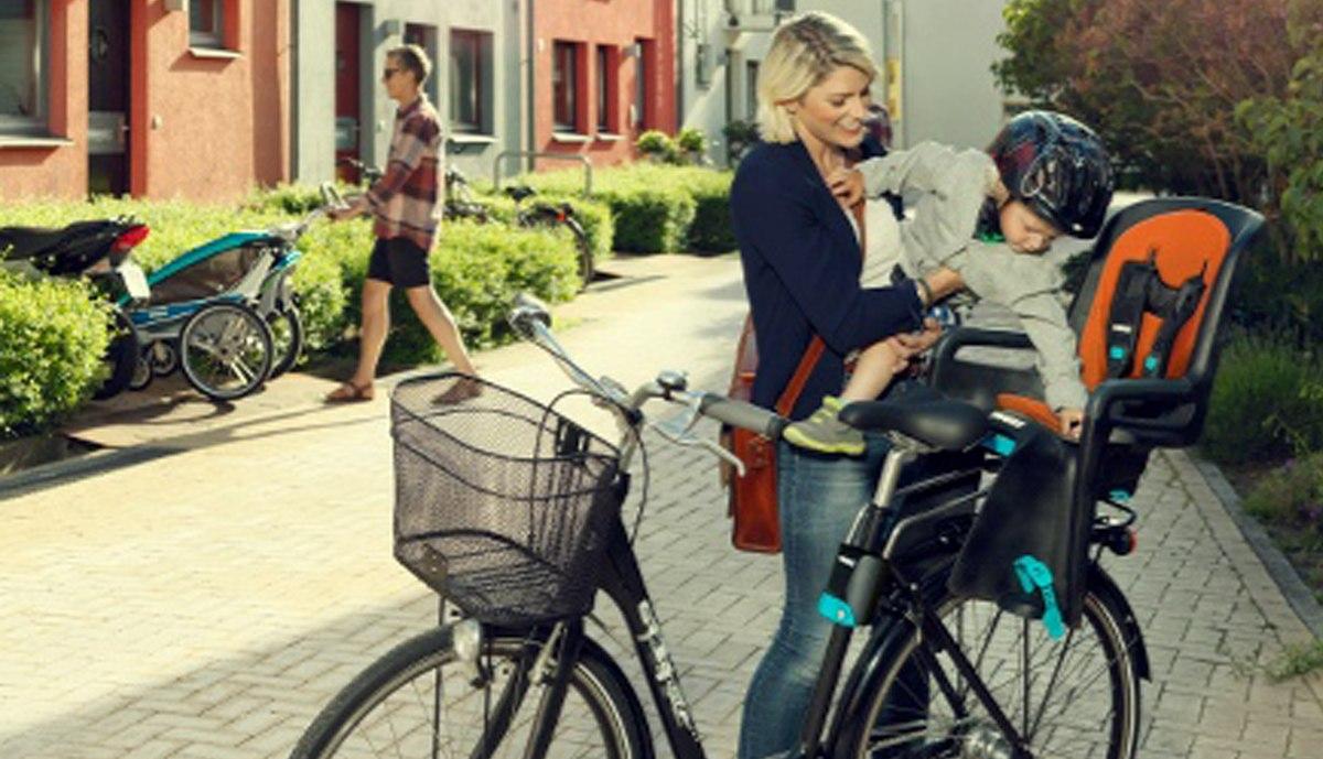 Thule ride along silla portabeb para bicicleta 3 en mercado libre - Silla portabebes bicicleta ...