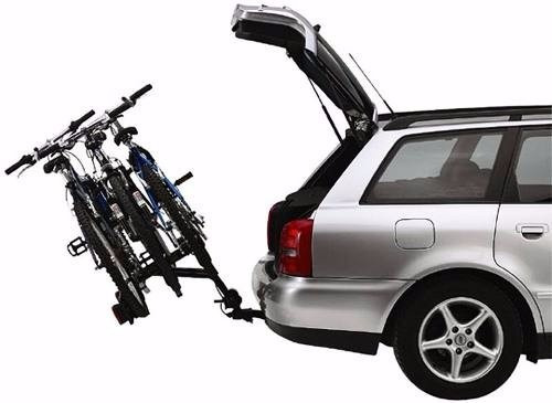 thule rideon 9503 transbike suporte 3 bikes engate