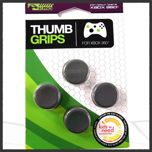 thumb grips tapa joysticks control xbox 360 pro gamer kmd