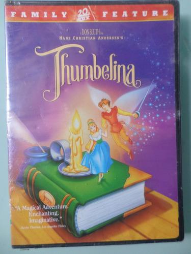 thumberlina- pulgarcita 1994 dvd importado -subtit. español