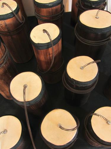 thunder drum - tambor de trueno - tormenta - nektar bambú