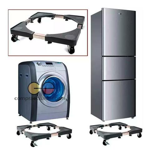 thunder sound soporte base lavadoras secadoras refrigeradora