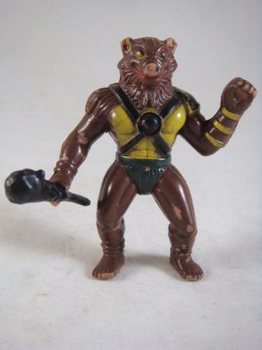 thundercats - chacalo - goma 9 cm alt - papelera francesa