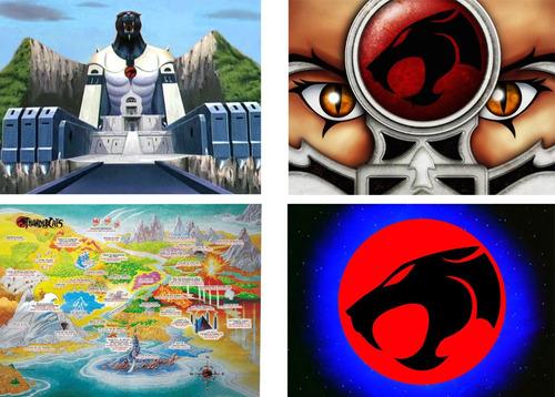 thundercats jogo americano