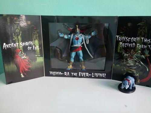 thundercats - mummra & mammuth - icon heroes
