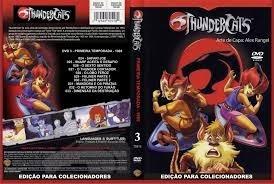 thundercats - série animada completa - frete 32 reais