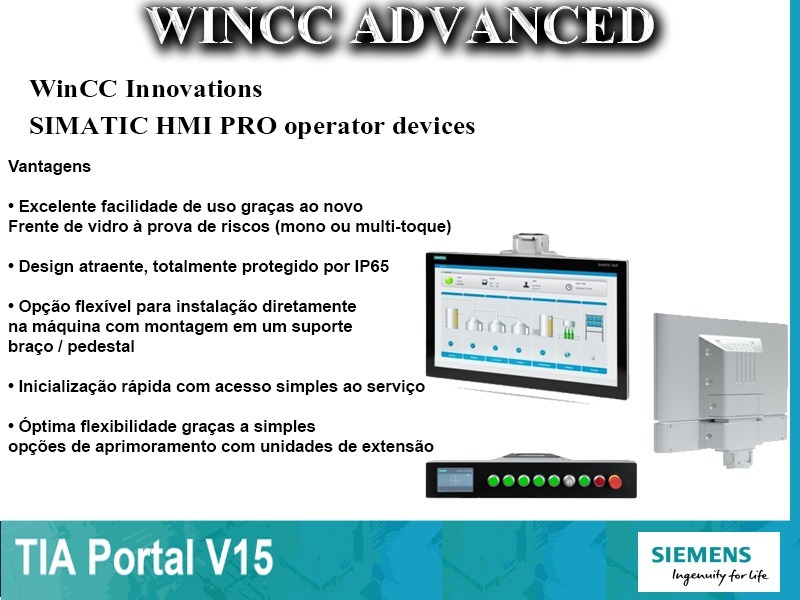 Wincc Advanced V15 1