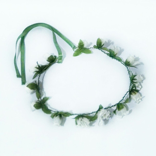 tiara florida headband acessório carnaval fantasia tendência