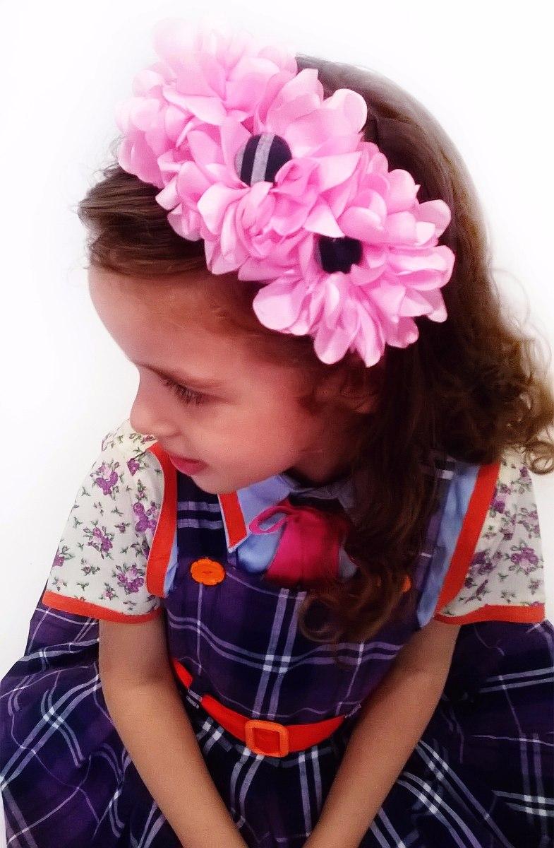 Tiara Infantil Dulce Maria Novela Carinha De Anjo R 14 352 00