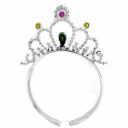 tiara princesa - 12 unidades