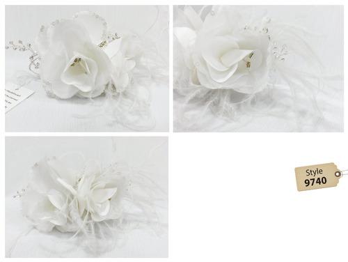 tiaras y apliques mori lee bridal 9740