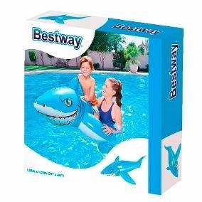 tiburon inflable pileta bestway / open-toys avellaneda 55