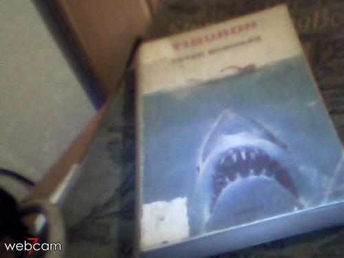 tiburón peter benchley