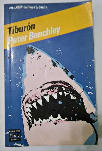 tiburon peter benchley