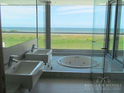 tiburón terrazas, bloque océano, 4 suites y dependencia, a estrenar!