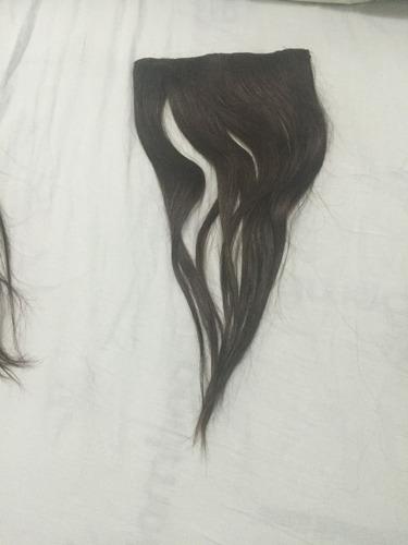 tic tac aplique cabelo