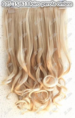tic tac cabelo aplique
