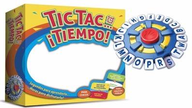 Tic Tac Tiempo Juego De Mesa Original 699 00 En Mercado Libre