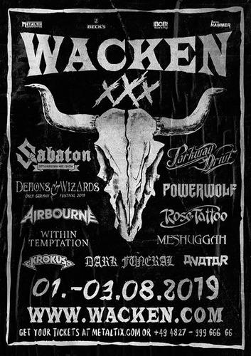 ticket wacken open air-2019