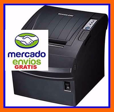tickets térmica impresora