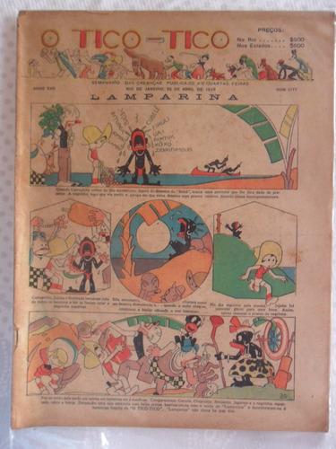 tico tico nº 1.177! 25 abr 1928!