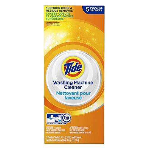 tide washing machine cleaner 5 count!