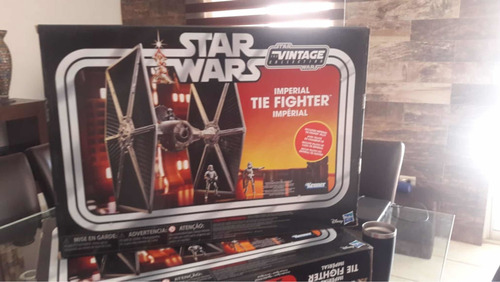 tie fighter imperial vintage collection