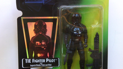 tie fighter pilot (star wars the power of the force)