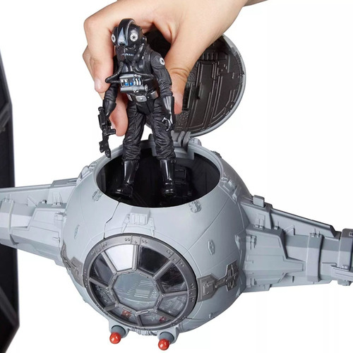 tie fighter star wars hasbro nuevo
