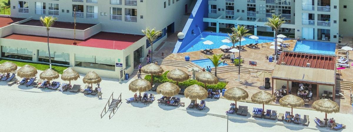 tiempo compartido en cancún-mexico para 4 personas en venta.