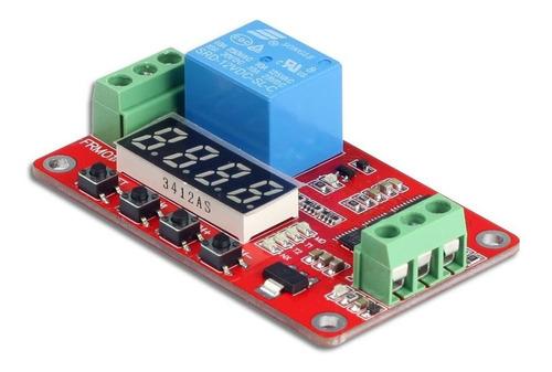tiempo uctronics dc 12v programable multifunción relé de r