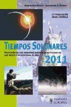 tiempos solunares 2011(libro )