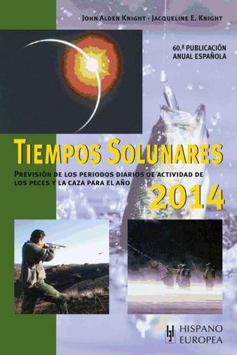 tiempos solunares 2014(libro )