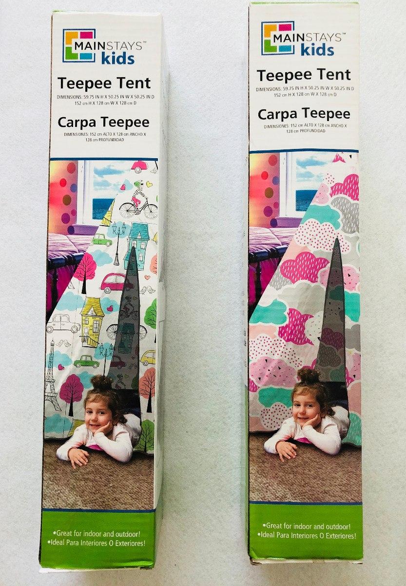 Tienda Carpa De Campaña India O Teepee Infantil - $ 549.00 en ...