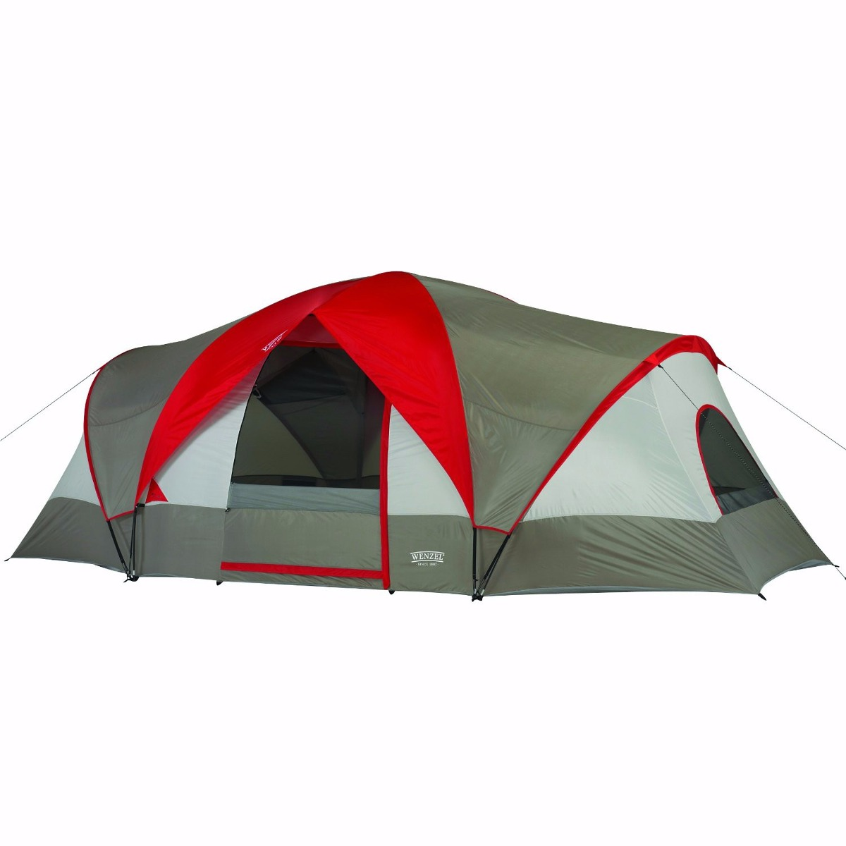 Tienda Casa Campa 241 A Wenzel 10 Personas Acampar Camping