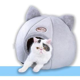 Tienda De Campaña Para Mascotas Cama Cueva Para Gatos Y Perr