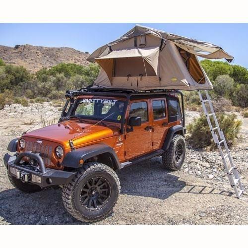 Tienda De Campaña Smittybilt Overlander Para Camioneta Jeep - $ 34,794.20 en Mercado Libre