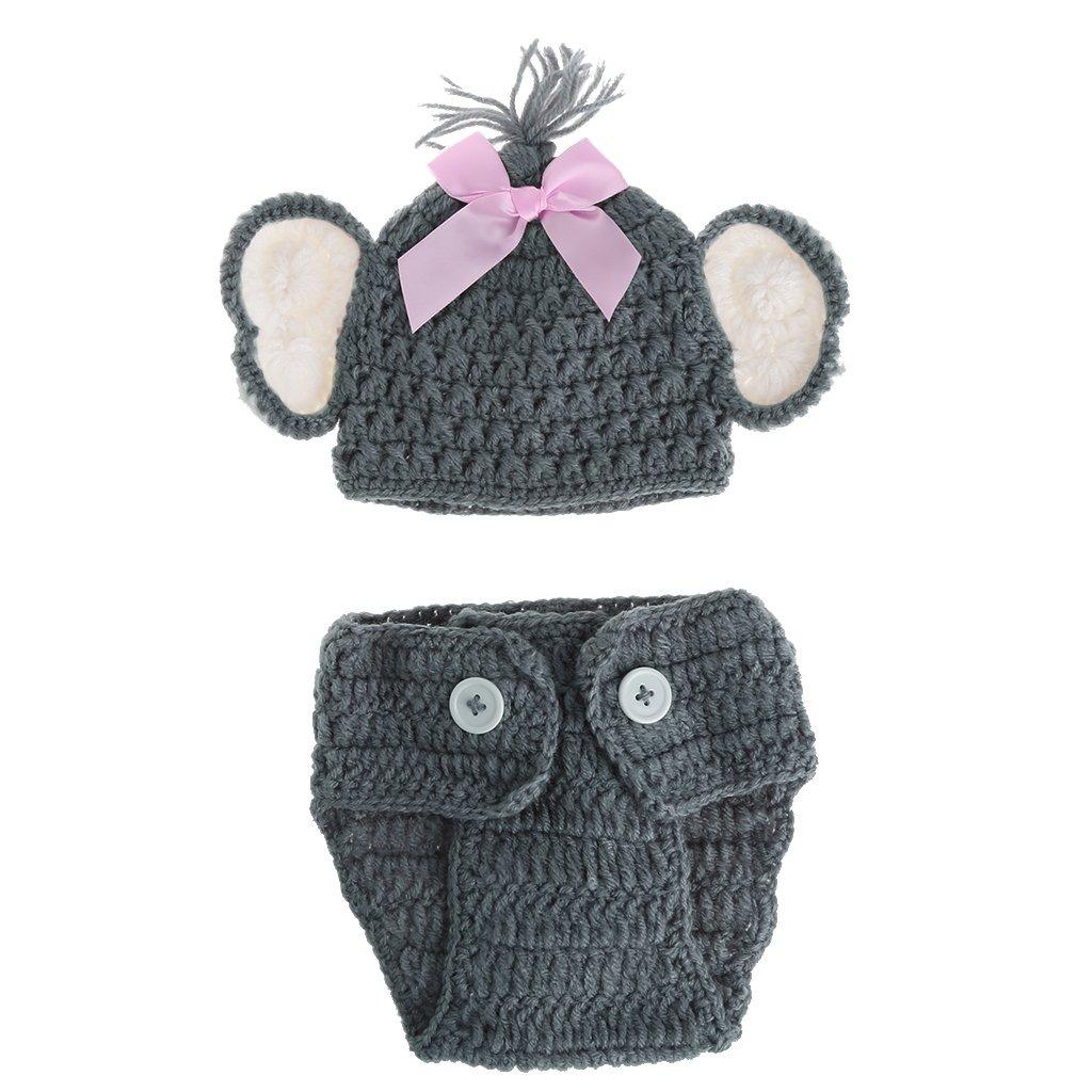 Tienda De Cici Recién Nacido Foto De Bebé Gorros Crochet Som ...